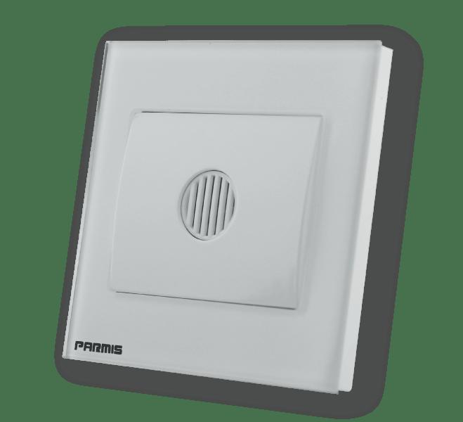 بیزر محصول جانبی پارمیس | کلیدهای لمسی خانه هوشمند پارمیس