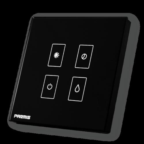 کلید لمسی کولر هوشمند پارمیس | پارمیس تولید کننده انواع کلید لمسی