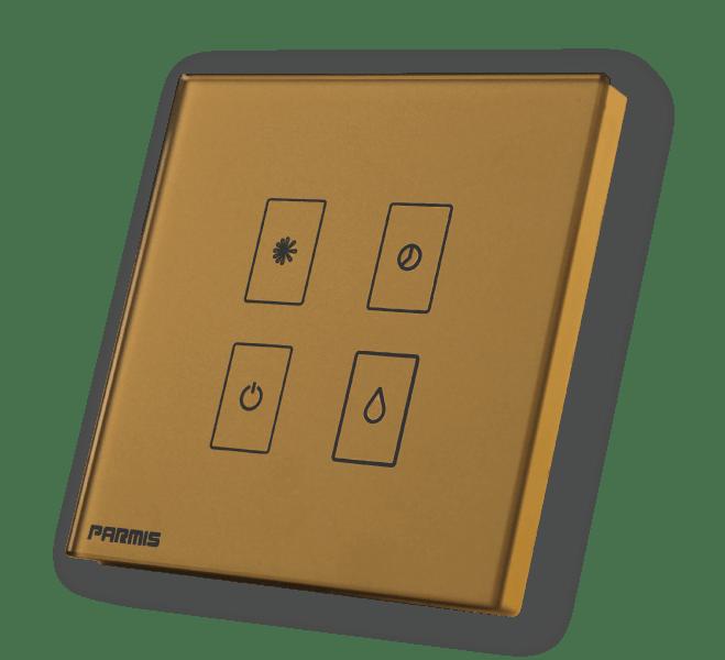 کلید لمسی کولر هوشمند پارمیس | کلید لمسی | کلید لمسی کولر هوشمند