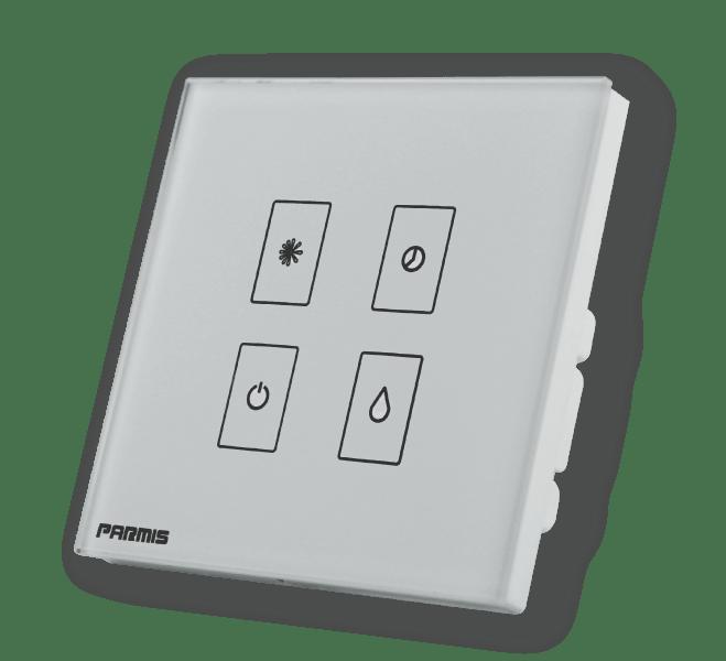 کلید لمسی کولر هوشمند | پارمیس تولید کننده کلید لمسی