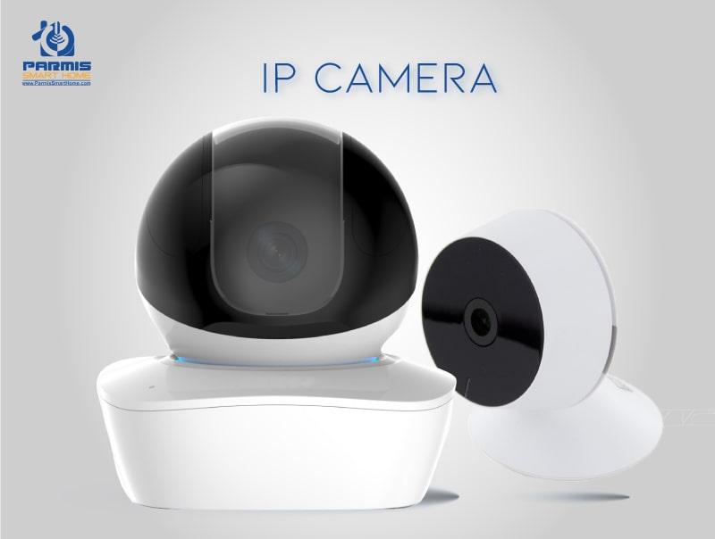 خانه هوشمند پارمیس | کلید لمسی | ip camera