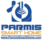 خانه هوشمند پارمیس   کلید لمسی